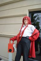 So Booored - Grell - by Midnight-Dance-Angel