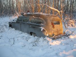 1951 Dodge Coronet Hearse by QuanticChaos1000