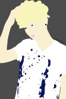 Zelo (B.A.P) Vector by AnelEditons