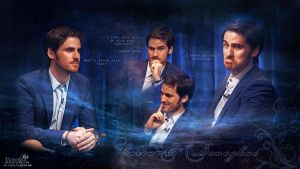 Colin O'Donoghue / OUAT Paleyfest 2013 by Venerka