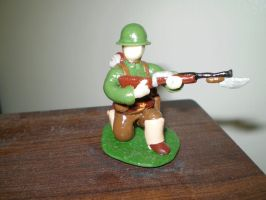Toy Soldier by DigiPad