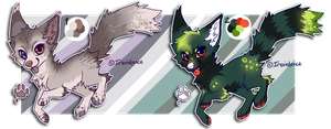Adoptables auction! //open// by Michibu