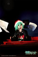 Christmas Song's Mikuo by darknaito