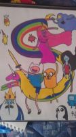 Adventure Time by YouTheWho