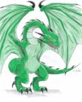 Buteo :Dragon: by Crystalhedgie