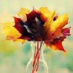 autumn in my heart. by magnesina