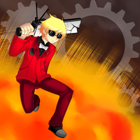 03. Dave Strider by CrankyConstruct
