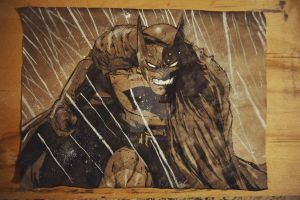 Batman by LeraRemarque