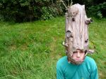 Stump Helmet by Beep-Boop