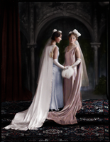 Shared wedding by TheEclecticOne