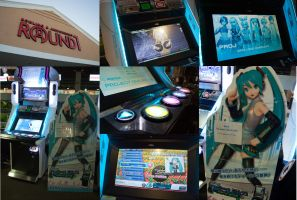 Project Diva Arcade by EriTesPhoto