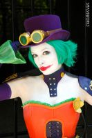 Duela Dent Ame-Comi Cosplay by smashworks