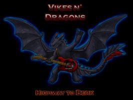 HTTYD: Vikes n' Dragons by Raugos