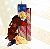 Hetalia 9/11 tribute by Yumpoptart
