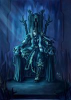 Heuria's Throne by r-chie