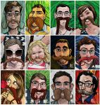 Gallery of Mo 2013: Complete by WesleyRiot