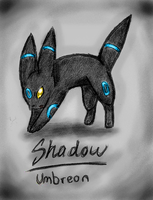 Shadow the Umbreon by Fire-Girl872