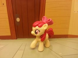 Apple Bloom by balthazar147