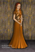 Fantasy Ginger by loverofbeauty