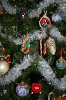 Christmas Tree Decorations by MrE1967