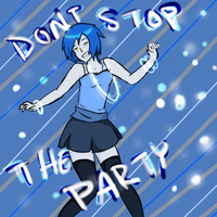 Don't Stop The Party  by Tenshi--Hikari