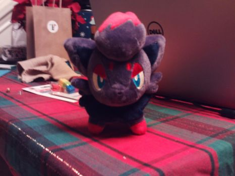 Welcome to the Family, Zorua by gojiNya38