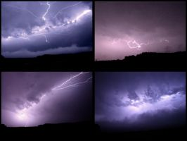 Colours of thunder by hijenda