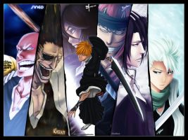 Bleach 469 Cover by Sined-Style