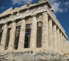 Acropolis by Kristy-Kitty