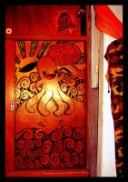 Octopus Closet by Rodier