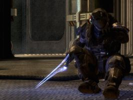 Halo Reach: infected by purpledragon104