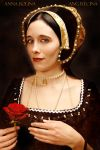 Anne Boleyn by Annie-Bertram