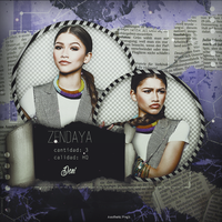 +Zendaya Coleman // Photopack Png 26. by AestheticPngs