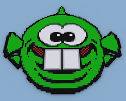 Dopefish by itsklicken
