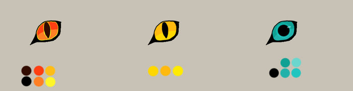 Eye Coloring Test by AvengerofSquids