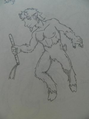(Nature) Tier 4 - Satyr