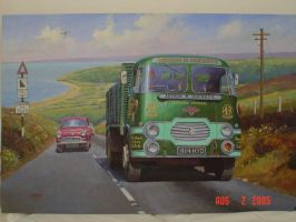 Rowe Hillmaster by Artistjeffries
