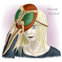 Mosquito Mask by RiverKpocc