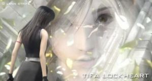 Tifa Lockheart Signature by LynnStrife