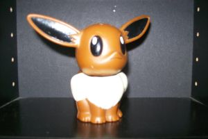 Eevee toy by ShadowRyuu