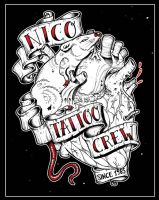 nico tattoo logo 01 by bhbettie