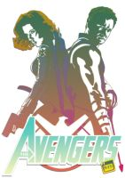 the avengers by Christos85k