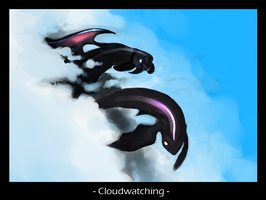 Cloudwatching by umbbe
