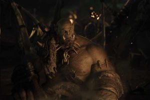 First official look at Orgrim from Warcraft movie! by Artlover67