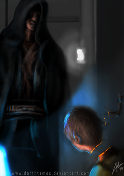 Do What Must be Done by DarthTemoc
