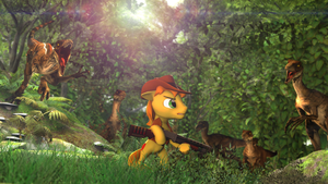 [Quote from Jurrassic Park] by d0ntst0pme