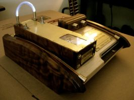 Steampunk PS3 Mod - 1 by steampunk22
