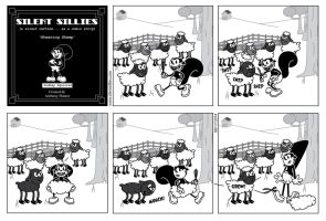 Silent Sillies 98 - Shearing Sheep by JK-Antwon
