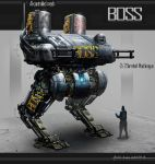 [Boss] Guild Mech by St-Pete