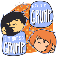 And we're the Game Grumps. by ThatCreeperNextDoor
